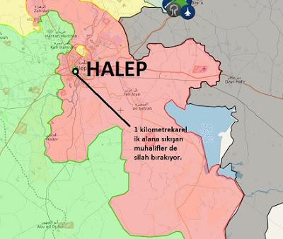 Halep son durum harita