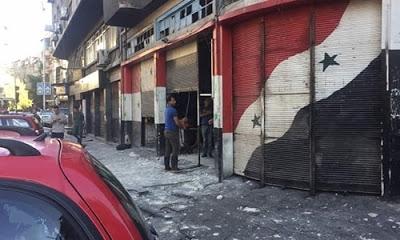 Suriye'de ateşkes ihlallerinin devam ettiği bildirildi.