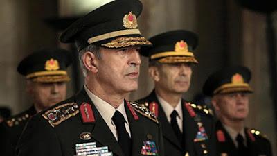 Sınıra sevkiyatlar devam ederken beklenen Afrin operasyonu öncesi Genel Kurmay Başkanı Orgeneral Hulisi Akar, ABD Genel Kurmay Başkanıyla görüşecek.