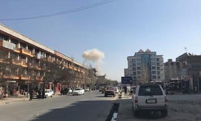 Afganistan'ın başkenti Kabil'de düzenlenen bombalı saldırıda 40 kişi öldü, 140 kişi de yaralandı.