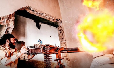 Suriye'nin Doğu Guta bölgesinde 11 rejim tankı imha edildi.