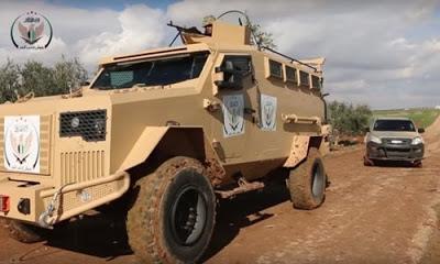 Suriye'nin İdlib kentinde rejim güçlerinin arasına dalan muhalifler görüntüleri servis etti.