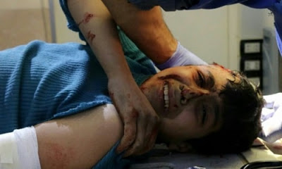 Rejim güçlerinin saldırılarında, Doğu Guta'da 20 sivil hayatını kaybetti.