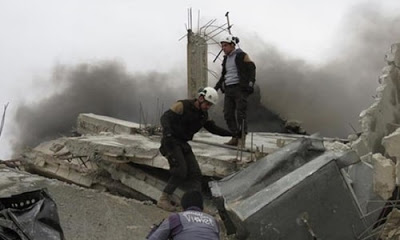 Suriye'de rejim güçleri tarafından düzenlenen saldırılarda 3 sivil öldü.