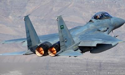 Husiler Yemen'de Suudi Arabistan'a ait savaş uçağını füzeyle düşürdü.