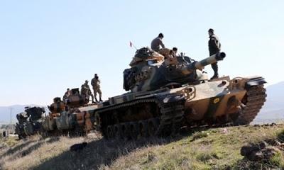 TSK yeni gözlem noktası kurmak için İdlib'de konuşlandı