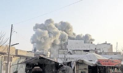 Birleşmiş Milletler Doğu Guta ve İdlib'de 230 sivilin hayatını kaybettiğini duyurdu.