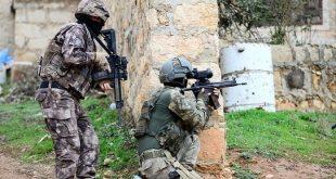TSK-ÖSO unsurları Afrin'de ilerlemeye devam ediyor.