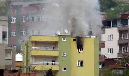PKK Şırnak'tan kacıyor