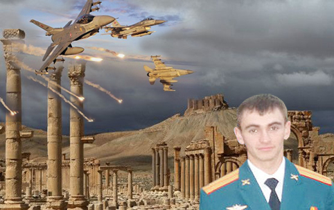 Rus askeri Alexnder Prokhdrenko