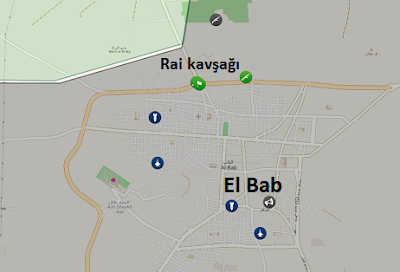 el bab'ta son durum harita