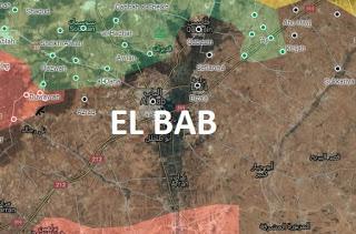 El Baba Son durum harita