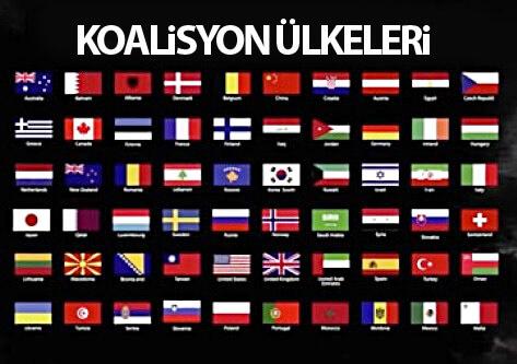 Uluslararası Koalisyon ülkeleri
