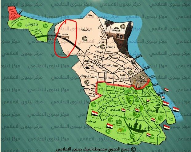 musul son durum 22 mart