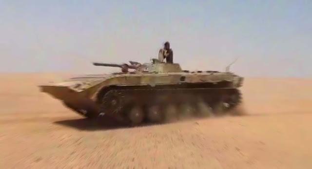 Suriye, Deyr Ez Zor son durum: