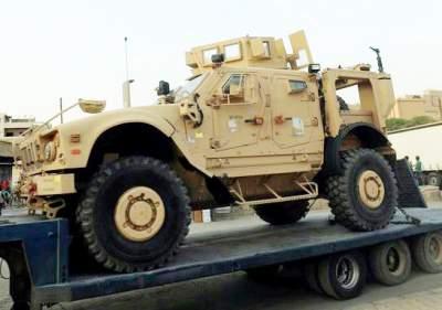 ABD silah konvoyu Haseke-Kamışlı