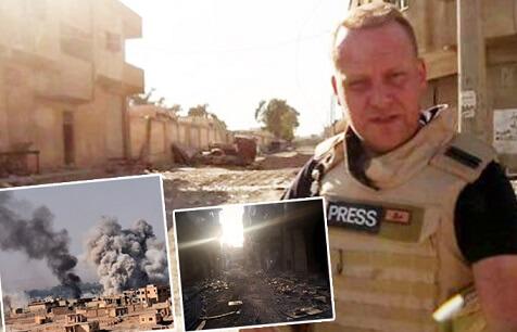 BBC's Quentin Sommerville