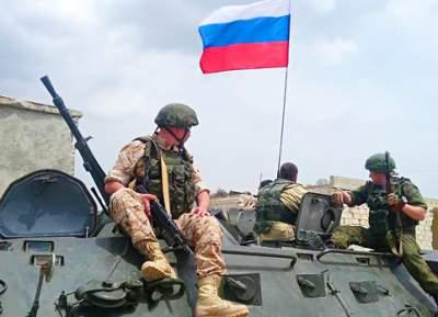 Rus birlikleri Suriye