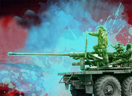 Foto: Özgür Suriye Ordusu (ÖSO) illüstrasyon