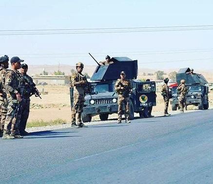 """Irak Özel Operasyon Güçleri"" (Iraqi Special Operations Forces)"