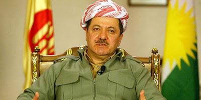 Irak Kürt Bölgesel Yönetimi (IKBY) Mesut Barzani