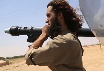 IŞİD üretimi MANPADS