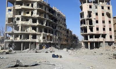 Bazı yerleşim yerlerinde kontrolünü kaybeden IŞİD, Irak ve Suriye sınırındaki topraklarının tamamını kaybedebilir.