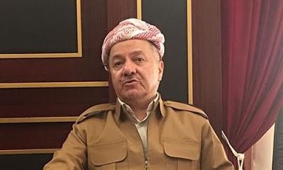 1 Kasım'da istifa eden Irak Bölgesel Kürt Yönetimi'nin (IKBY) eski lideri Mesut Barzani, bağımsızlık referandumunu sonrası ilk kez ABD radyolarından NPR'a  konuştu.