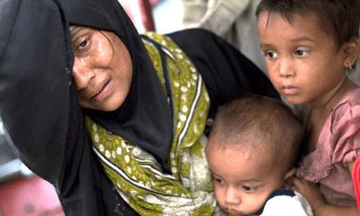 İnsan Hakları İzleme Örgütü'nün raporlarında Arakanlı Müslümanların uğradığı katliam, işkence ve tecavüzler kayıtlara geçirildi.