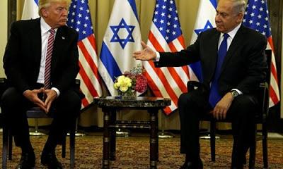 Ortadoğu'da İran'ın faaliyetlerini durdurmak için çalışan ABD ve İsrail plan üzerinde anlaştı.