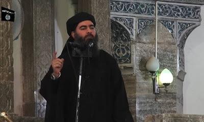 IŞİD lideri Ebubekir El Bağdadi'nin ABD askerleri tarafından yakalandığı iddia edildi.