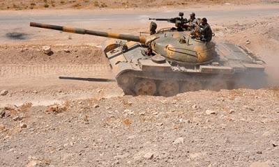 Rejim güçlerinin başkent Şam'da el Nusra operasyonu devam ediyor.