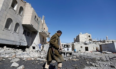 Suudi Arabistan Yemen'de Husilerin kontrolündeki cezaevini vurdu; 39 kişi öldü, 92 kişi de yaralandı.