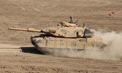 Olası bir Afrin operasyonu için Türkiye sınırında hareketlilik başladı.