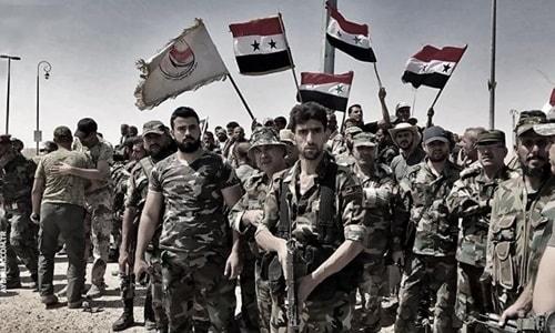 Suriye ordusu PYD'ye karşı büyük saldırıya hazırlanıyor