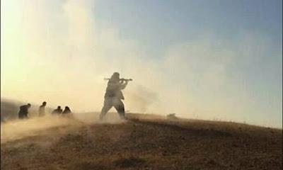 Silahlı grup Tuzhurmatu bölgesinden ayrılıyor