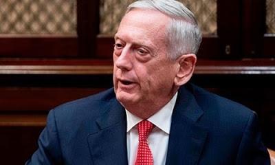ABD Savunma Bakanı James Mattis IŞİD'in yeni hedefinin Libya olduğunu belirtti.