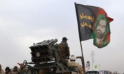 Irak ordusu Suriye sınırına kadar kontrolü sağladı.