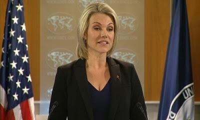 ABD'de Suriye'de kalmaya devam edeceğini açıkladı.