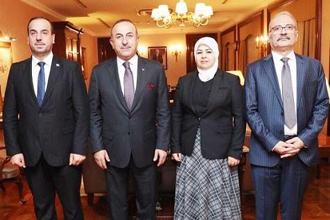 Müzakere Yüksek Komitesi'nin (MYK) Başkanı Nasır Hariri