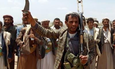 Yemen'de Husilerin Ali Abdullah Salih'in partisinden bin kişiyi öldürdüğü ifade edildi.