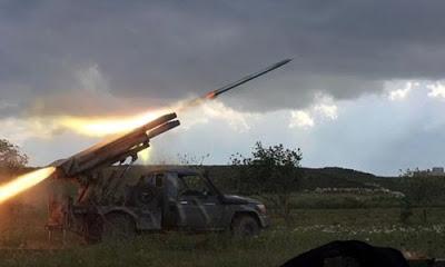 Mısır'dan İsrail'e füze saldırısı yapıldı.