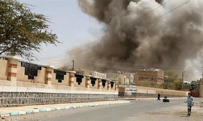 Yemen'de Suudi Arabistan öncülüğündeki koalisyon güçlerinin düzenlediği hava saldırılarında 19 Husi öldürüldü.
