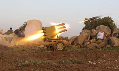 Rejim güçleri İdlib'de havaalanı çevresinden geri çekiliyor.