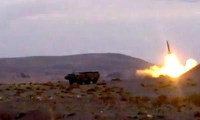 Yemen'den Suudi Arabistan'a fırlatılan füze havada imha edildi.