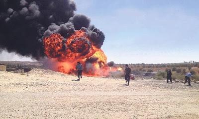 Rus savaş uçaklarının İdlib'e düzenlediği hava saldırılarında 8 kişi öldü 12 kişi yaralandı.