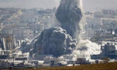 SNHR, 2017 yılında Suriye'de 10bin sivilin öldürüldüğünü açıkladı.
