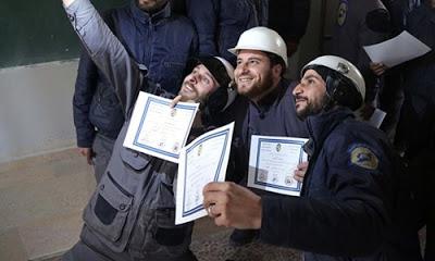 Rusya, El Nusra ve Beyaz Miğferlerin İdlib'de provokasyon hazırlığında olduğunu açıkladı.