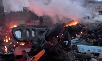 İdlib'te düşürülen Rus savaş uçağı pilotuna ilişkin bakanlık yetkilileri açıklama yaptı.