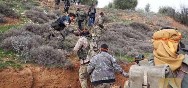 Afrin'de son durum.